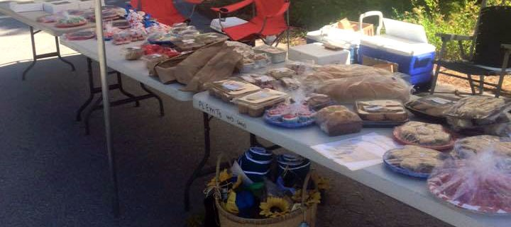 PLEF Bake Sale Fundraiser